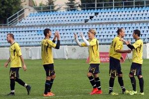 Futbalisti Štúrova dokázali poraziť rezervu FC Nitra aj druhýkrát v sezóne.