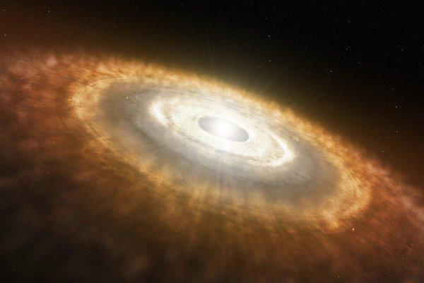 Jedna z hypotéz hovorí, že hviezda KIC 8462852 môže byť mladšia ako sa zdá. V jej okolí mohol byť ešte materiál z jej vzniku. Túto hypotézu neskôr vyvrátili.