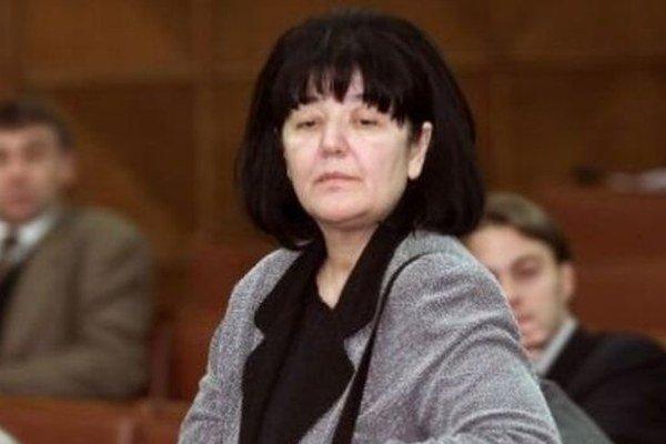 Mirjana Markovičová.