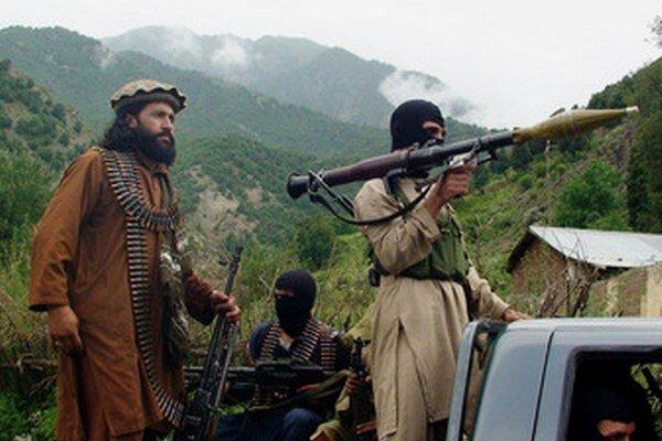 Pakistanský Taliban.