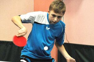 Dalibor Diko potvrdil, že medzi staršími žiakmi je najlepší na Slovensku.