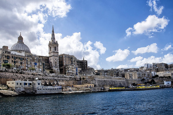 Valleta, Malta.