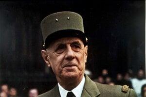 Charles André Joseph Marie de Gaulle.