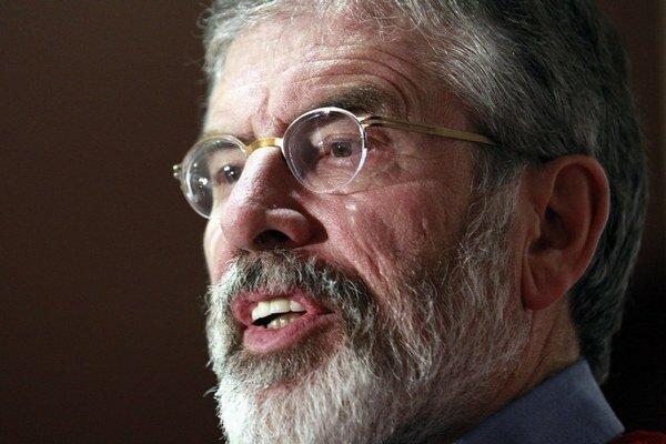 Gerry Adams odmieta, že by bol niekedy členom IRA.
