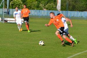 Zo zápasu ŠK Novohrad - Makov.