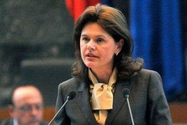 Alenka Bratušeková.