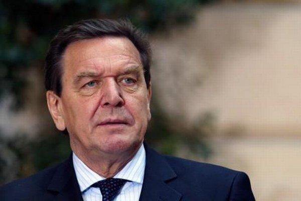 Gerhard Schröder.