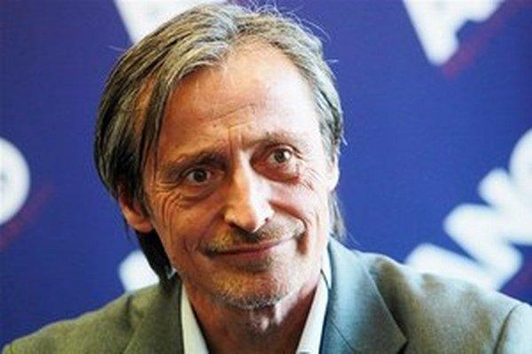 Český minister obrany Martin Stropnický.