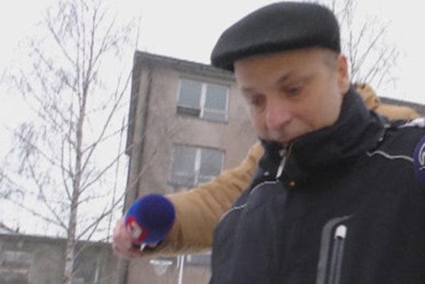 Exstarosta Svrčinovca  v januári  dohodu dohode o vine a treste neprijal. Na otázky novinárov, prečo, neodpovedal.