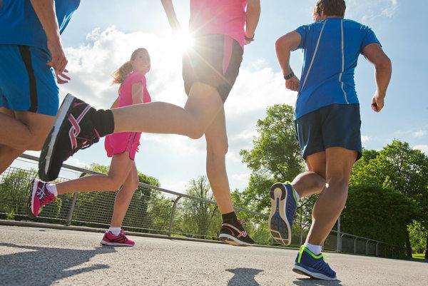 Počas akcie World Challenge day sa ráta akákoľvek športová aktivita.