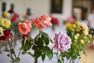 Slávnosť ruží je spomienkou na grófku Chotekovú.