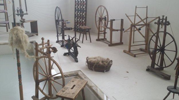 Textilné múzeum v Haslach an der Mühl
