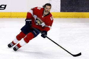 Bude Jaromír Jágr aj naďalej pôsobiť v NHL?
