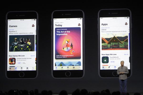 Apple predstavuje nový softvér na WWDC
