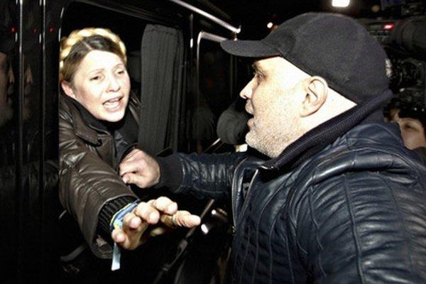 Tymošenkovú prepustili po dvoch rokoch na slobodu.