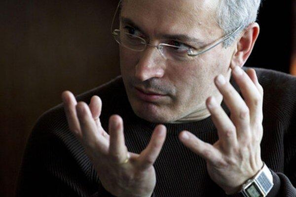 Michail Chodorkovskij.