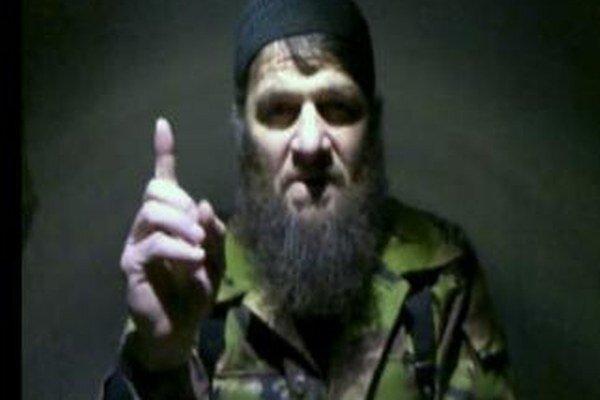 Čečenský povstalecký líder Doku Umarov.