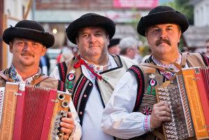 Klenovská heligónka 2017