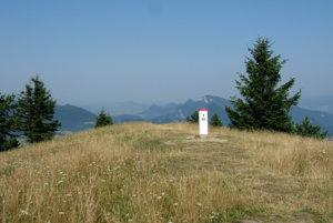Wysoki Wierch (Šlachovky) - vrchol.