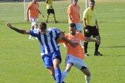 Zo zápasu Nesvady - H. Vrbica 2:0