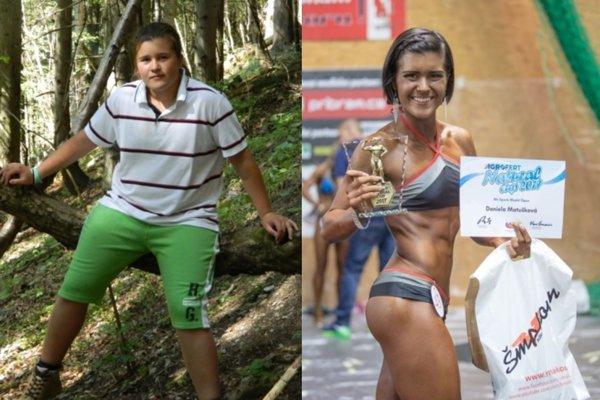 Lea Matušková zmenila svoje telo od základov.
