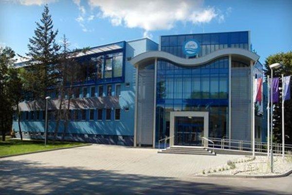 Budova ZsVS.