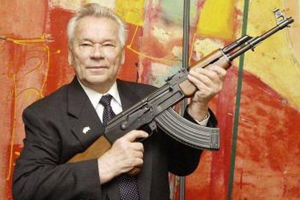 Michail Timofejevič Kalašnikov.
