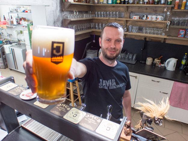Martin Lučko, pivovar Jama
