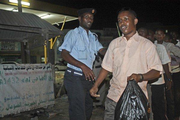 Pre Somálcov ide o niekoľký podobný útok za posledné obdobie.