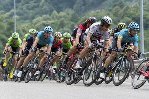 O titul majstra Slovenska zabojuje aj Peter Sagan.