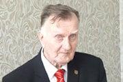 Dlhoročný predseda ObFZ Levice oslávil osemdesiatku.