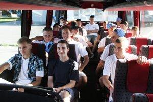 Už v nedeľu vyrazí výprava ObFZ Nitra do Maďarska.
