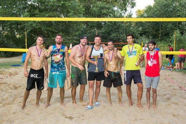 Šaľa open beach volleyball bude mať svoj 23. ročník.