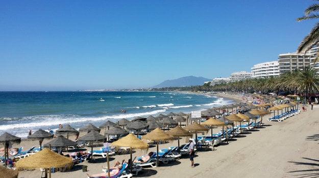 Marbella, Costa del Sol.
