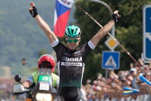 Juraj Sagan sa prvý raz predtaví na slávnej Tour de France.