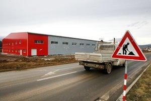 Priemyselný park vo Vígľaši má prvého zamestnávateľa.