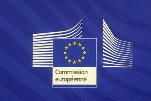 Symboly Európskej komisie.