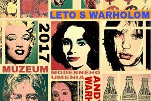 Leto s Warholom. Predstaví jeho život z rôznych uhlov.