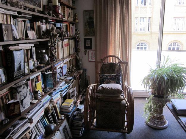 Kalinovská knižnica v Mníchove.