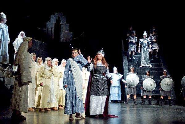 Operu Nabucco odohrá ŠD Košice v jaskynnom komplexe.