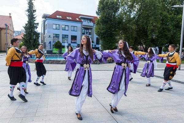Vysokoškoláci z Cypru.