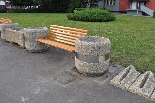 Po revitalizácii by mali pribudnúť aj lavičky. ILUSTRAČNÉ FOTO.