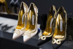 Topánky Manola Blahnika