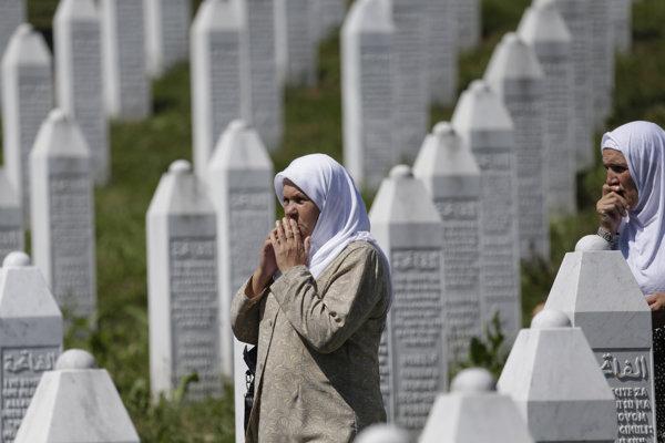 Holandský najvyšší súd potvrdil časť viny štátu na Srebrenici