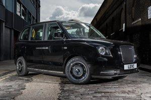 Nový londýnsky taxík LEVC TX sľubuje nulové emisie.