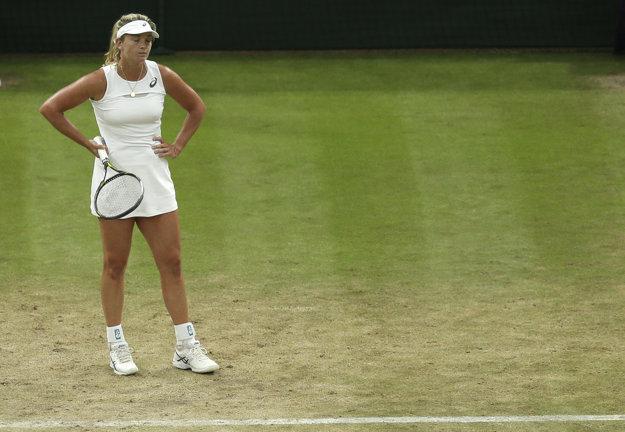 Vandewengheová bola frustrovaná.