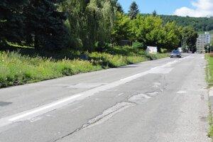 Do plánu sa dostala aj Pribinov ulica na Sekieri.