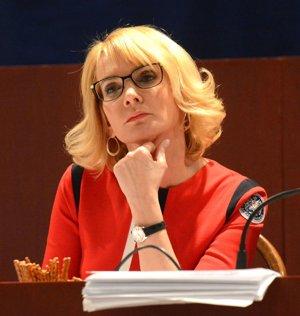 Renáta Lenártová, viceprimátorka Košíc.