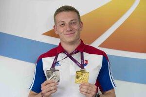 Ján Volko išiel do Poľska s cieľom dvoch finále. Napokon sa vrátil so zlatom a striebrom.