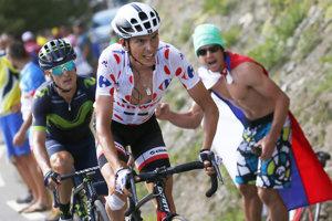 Warren Barguil potvrdil skvelú vrchársku formu na tohtoročnej Tour de France 2017.